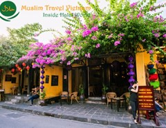 Marble Mountain - Hoi An Ancient Town Muslim Tour 1/2 Day