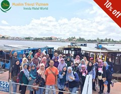 Hot Deals: Saigon City - Cu Chi - Mekong Muslim Tour 4D3N