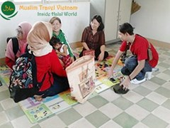 Sightseeing And Charitable Activities Muslim Tour 5D4N
