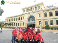 Ho Chi Minh City and Shopping Muslim Tour 1 Day